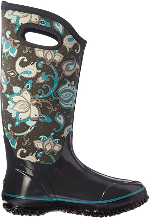 Classic Paisley Floral Tall