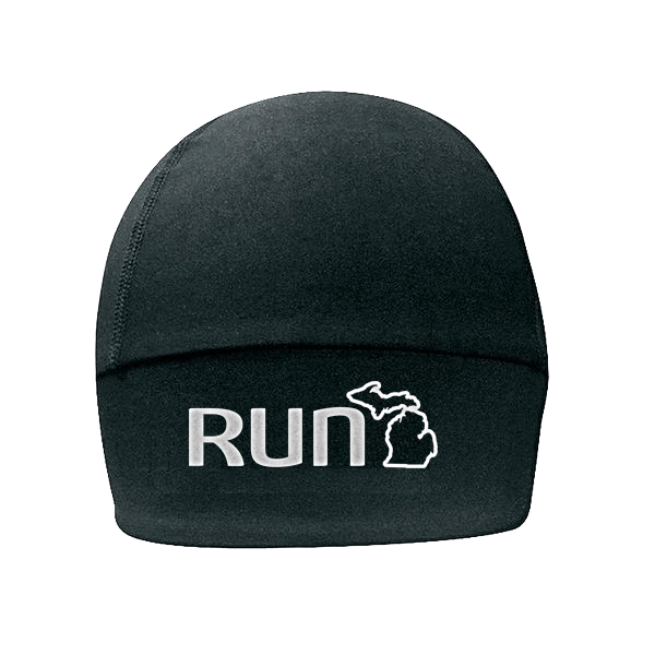 Run the Mitt Skull Cap
