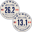 Detroit Heritage Sticker (13.1 or 26.2)