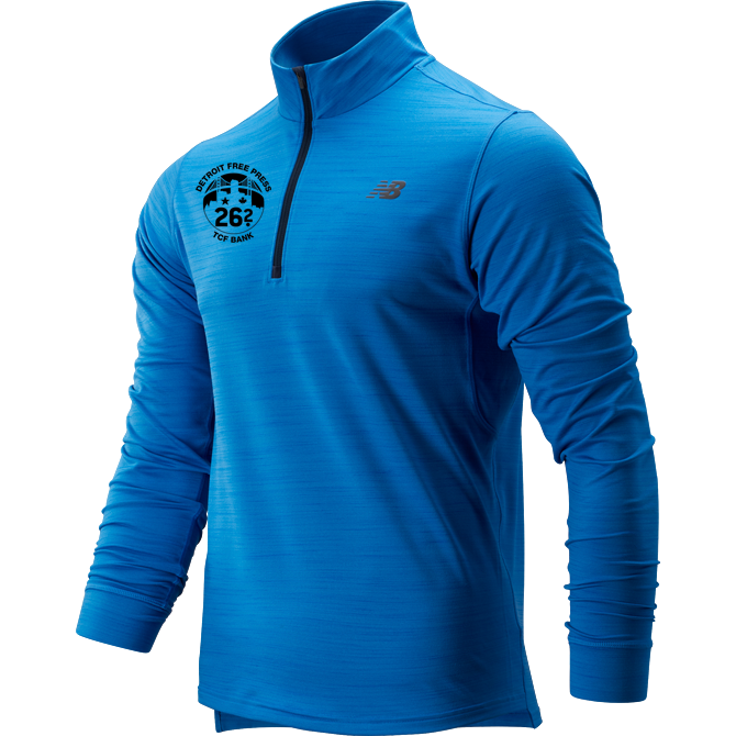 Detroit Anticipate 1/4 Zip