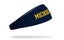 University of Michigan: Wordmark Blue