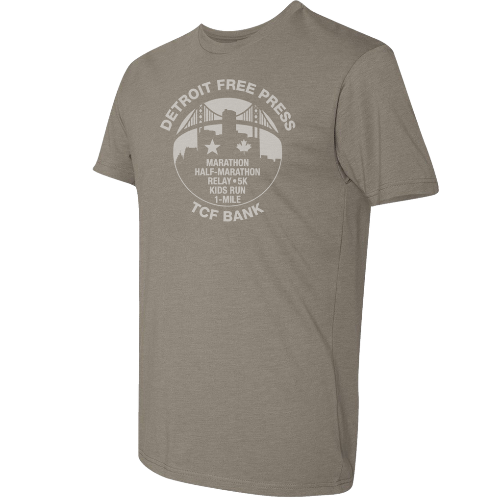 Detroit Race Logo Short Sleeve