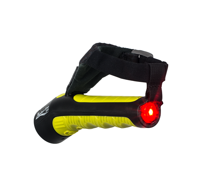 Zephyr Fire 100 RX Hand Torch LED Light