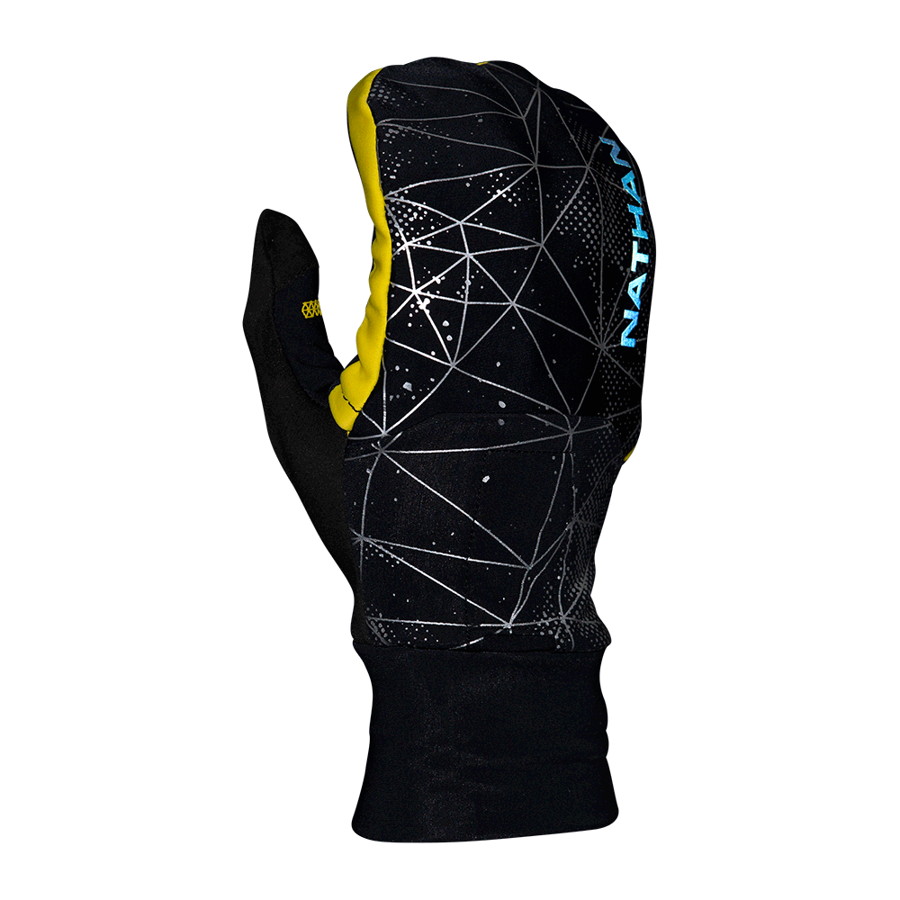 Hypernight Reflective Convertible Mitt