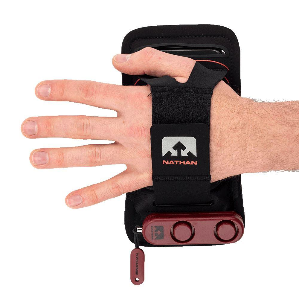 SaferRun Handheld Phone Carrier