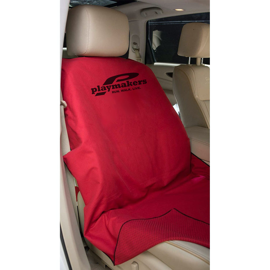 Playmakers Towel Car Seat Cover