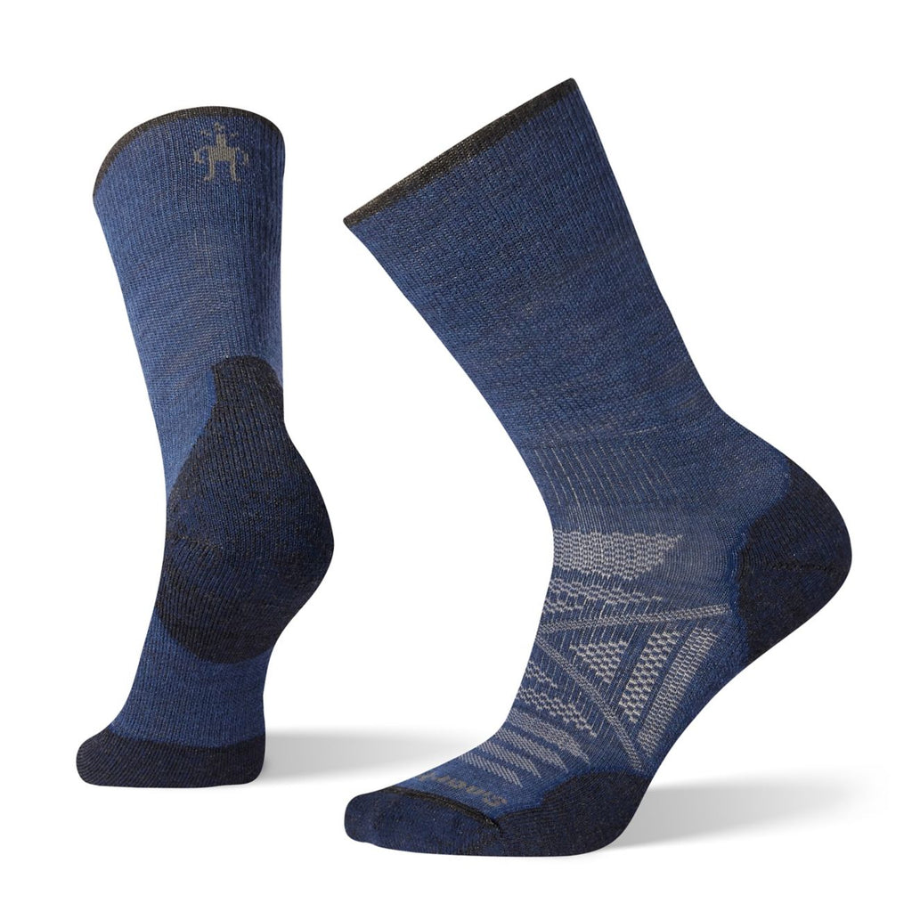 PhD® Outdoor Light Mid Crew Hiking Socks