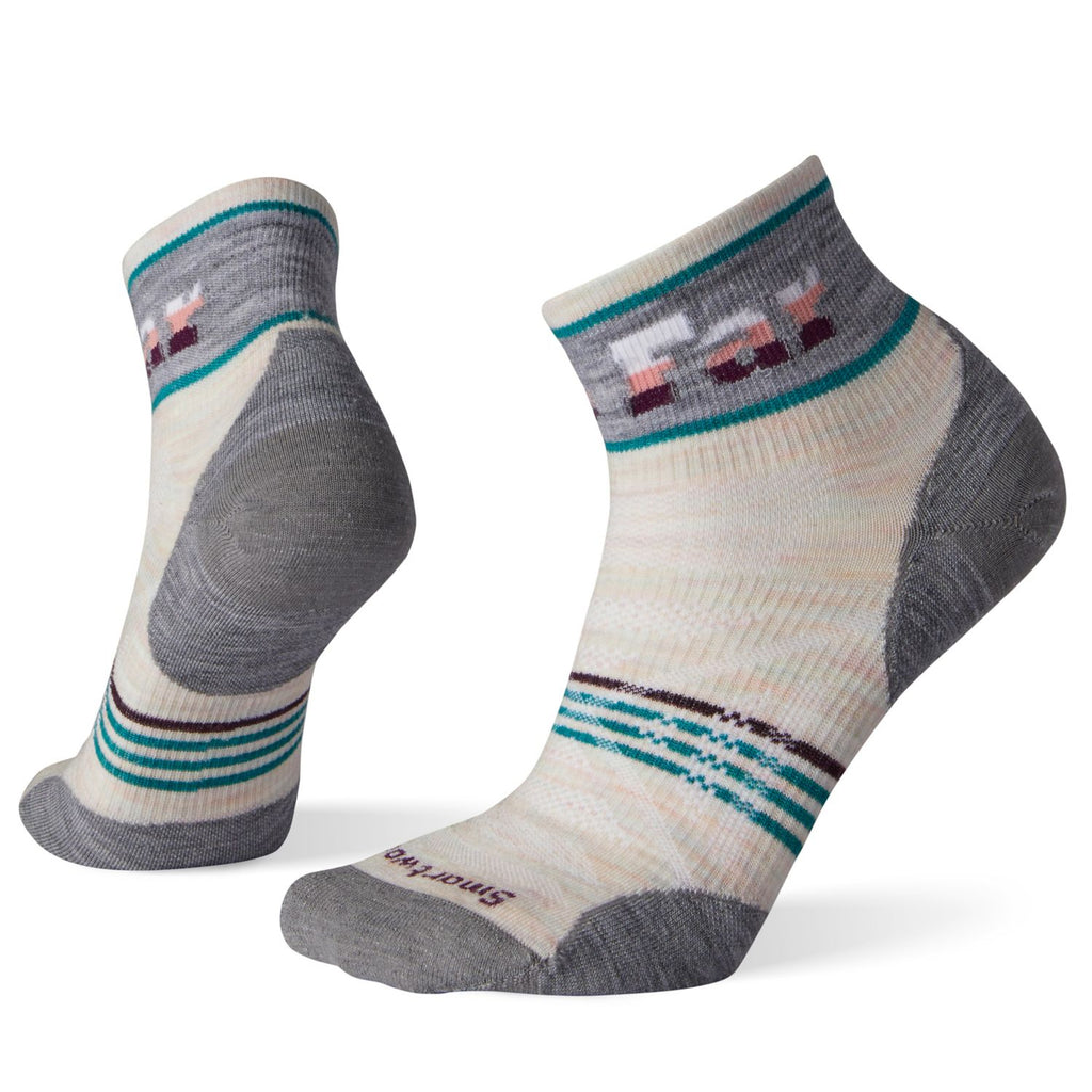 PhD® Outdoor Ultra Light Pattern Mini Hiking Socks