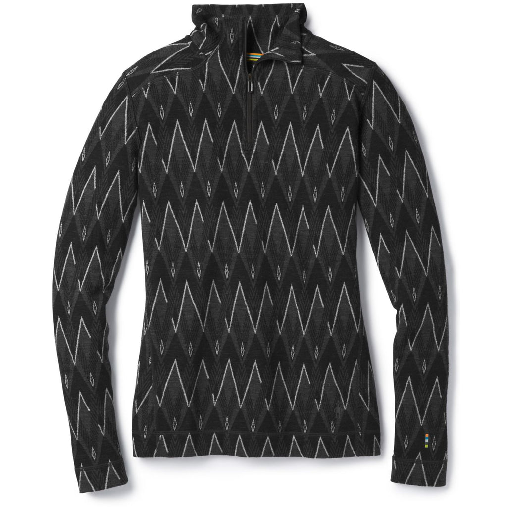 Merino 250 Base Layer Pattern 1/4 Zip