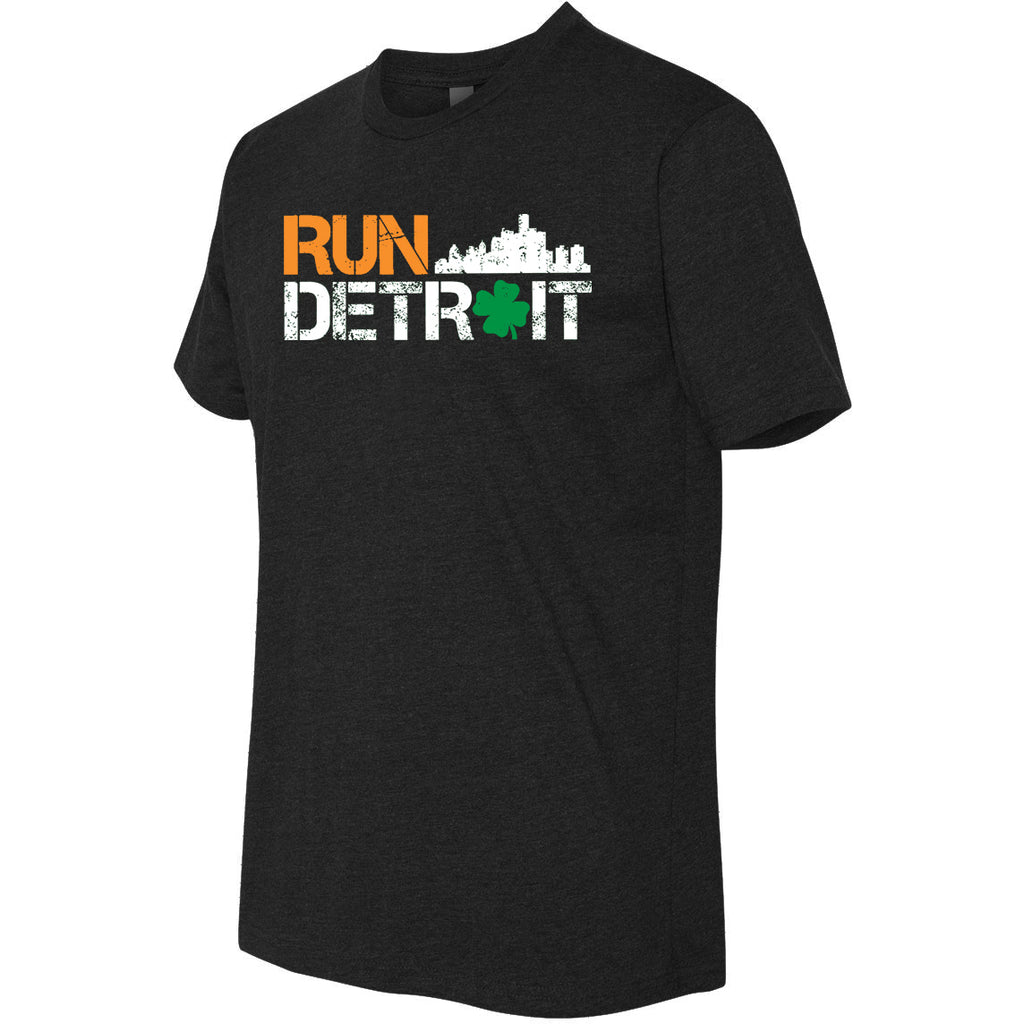 Run Detroit Corktown Tee