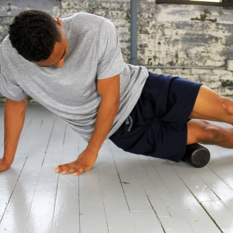 Extra Firm Travel Size Foam Roller