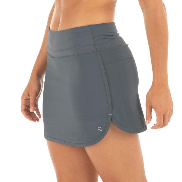 Bamboo-Lined Breeze Skort