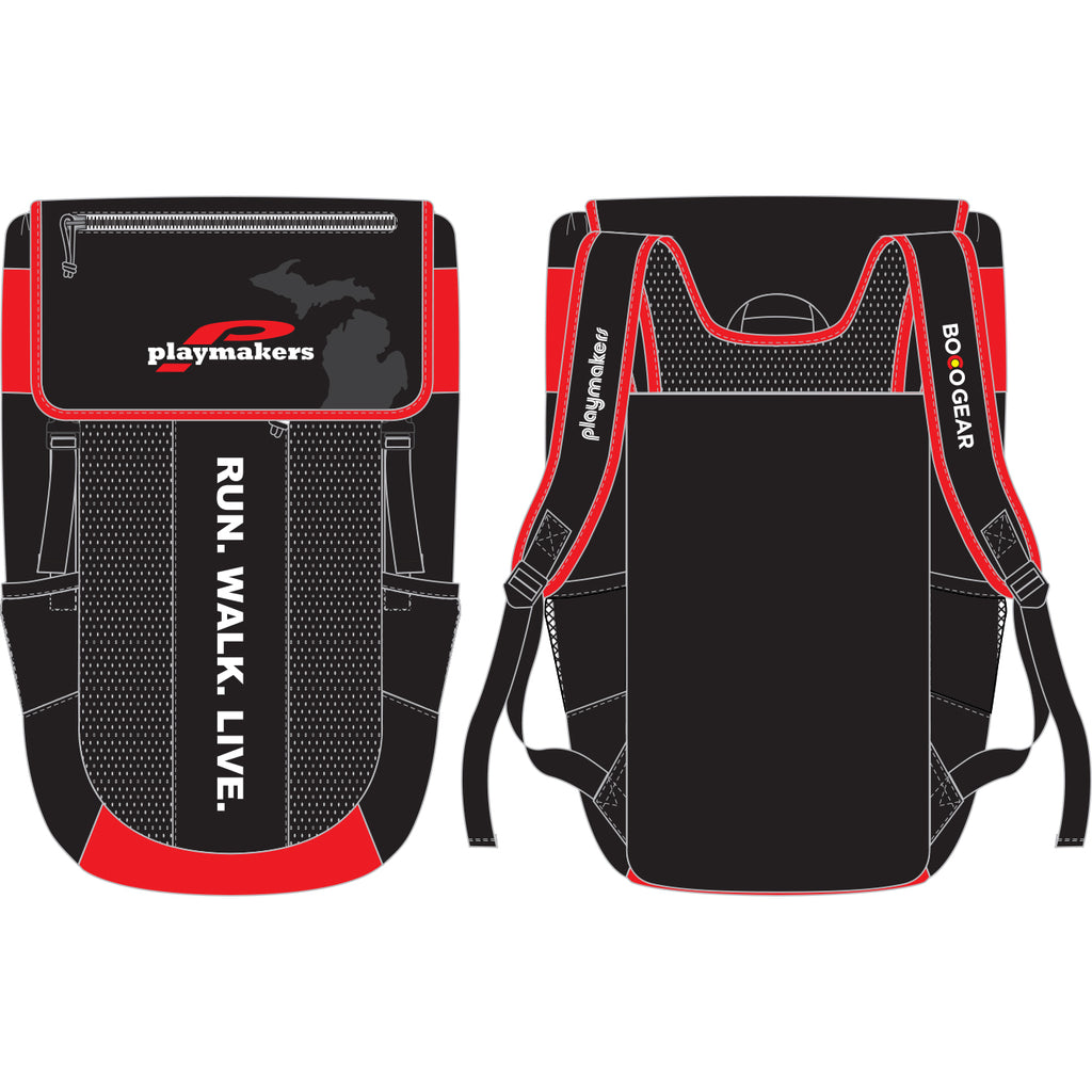 Playmakers Deluxe Backpack