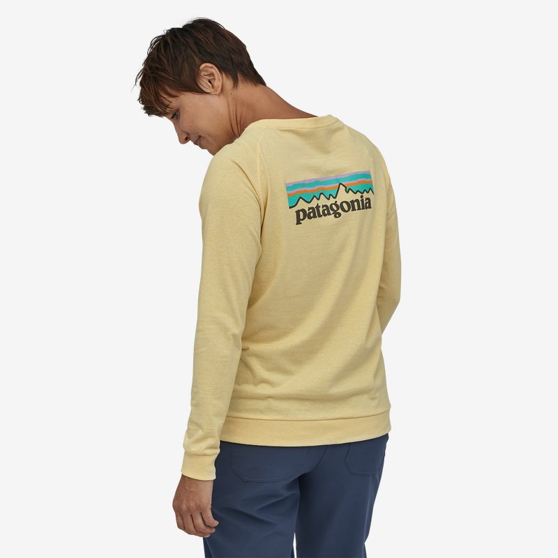 Long Sleeved Pastel P-6 Logo Responibili TEE