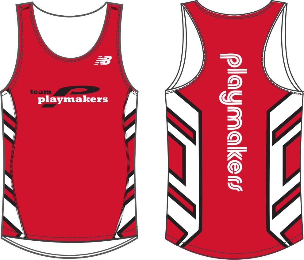 Team Playmakers NB Tech Tank Top