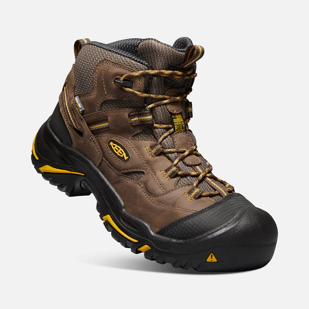Braddock Waterproof Mid (Steel Toe)