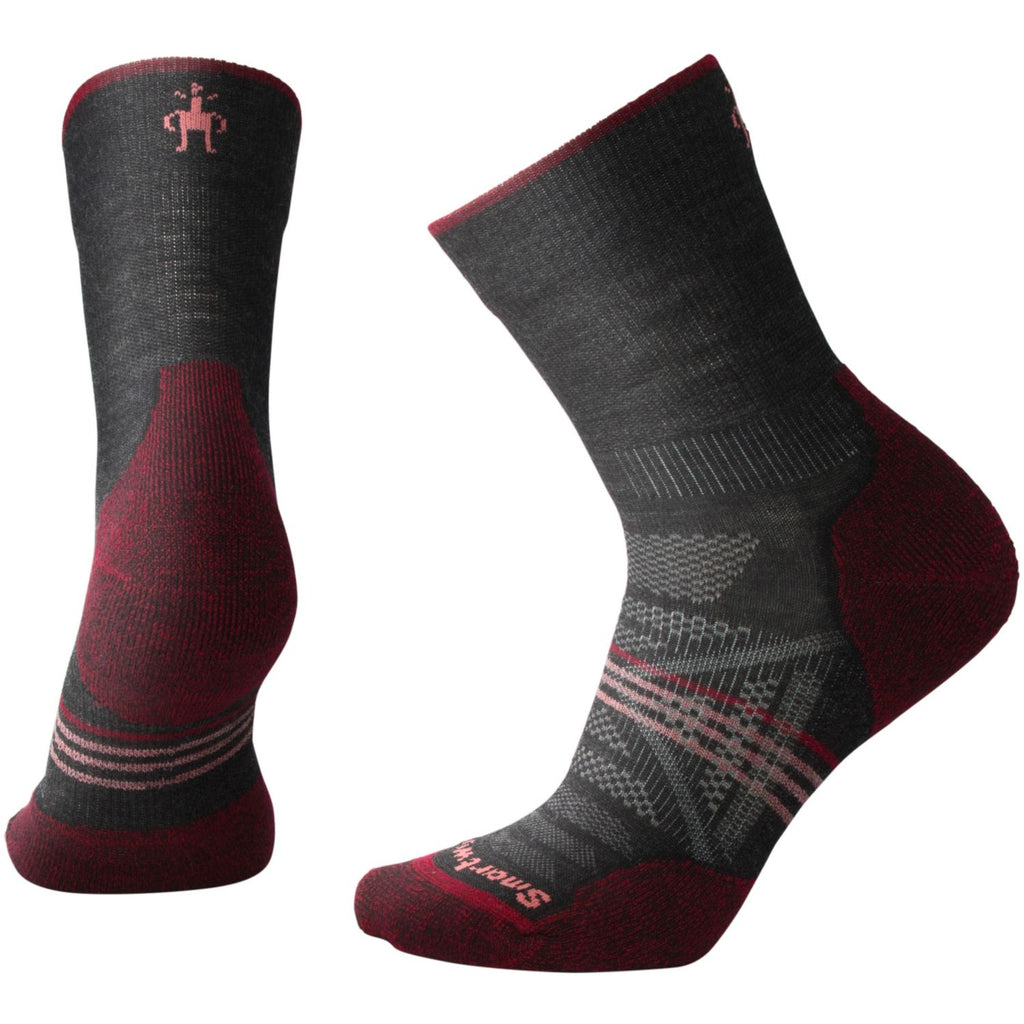 PhD® Outdoor Light Hiking Mid Crew Socks