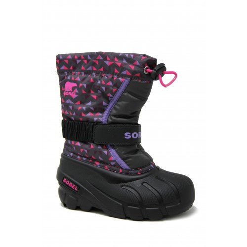 Flurry Print Boot (Girls 1-7)