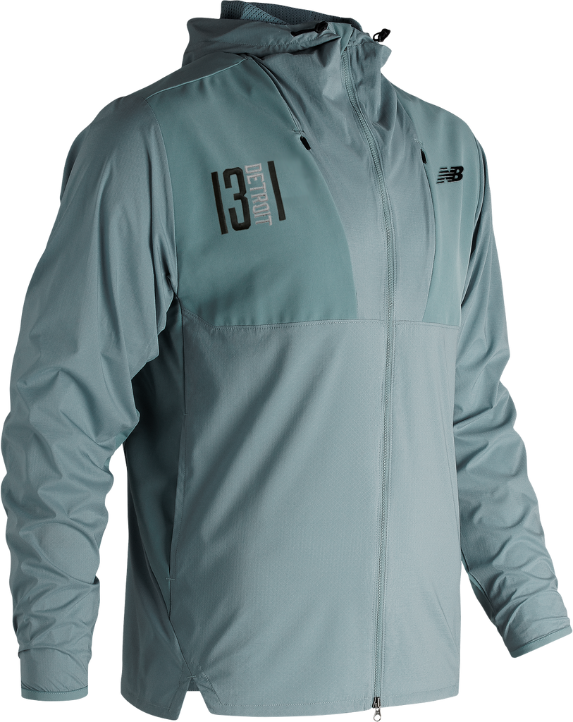 Detroit Max Intensity Jacket