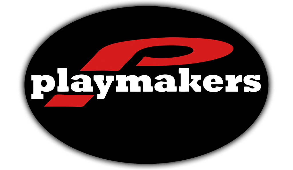 Playmakers Oval Magnet