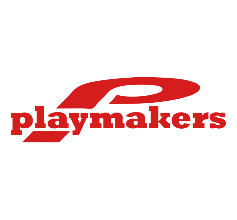 Playmakers Car Decal