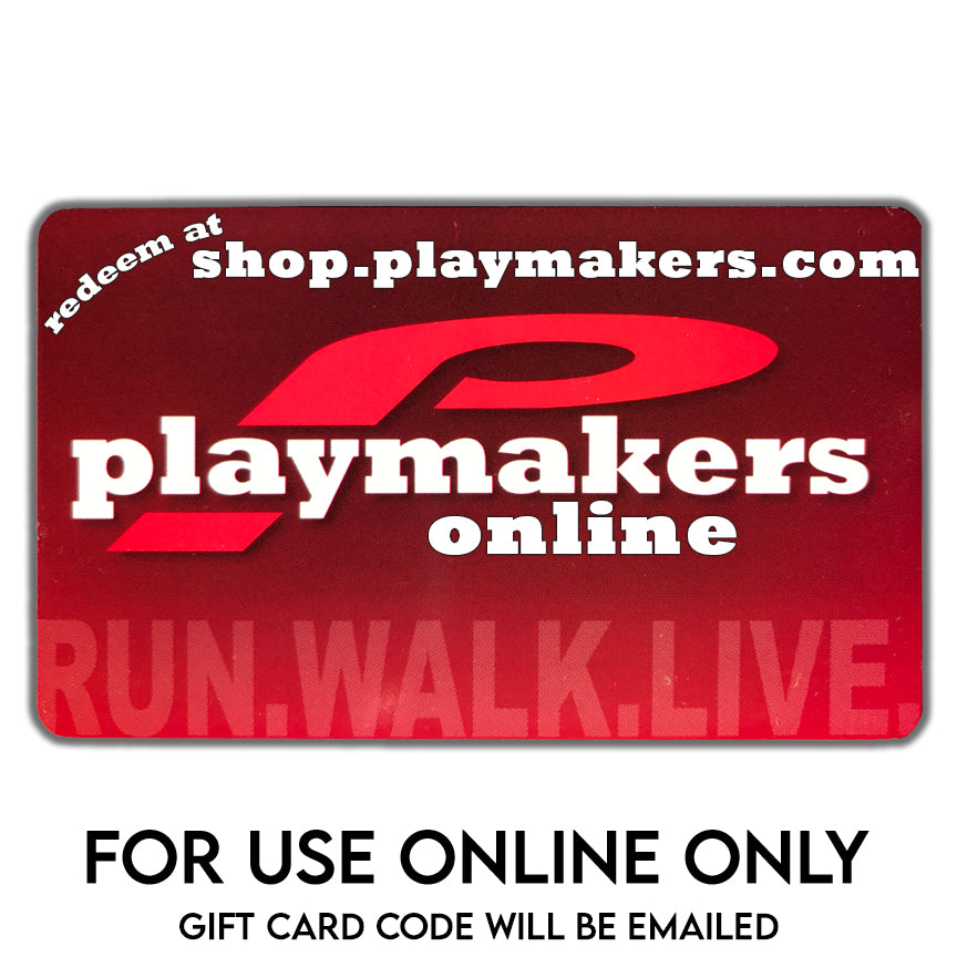 Playmakers Online Gift Cards
