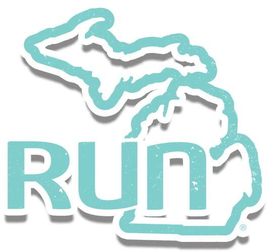 Run the Mitt Sticker
