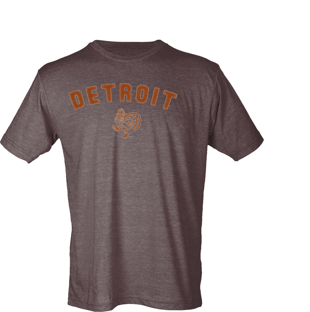 Detroit Turkey Trot Short Sleeve