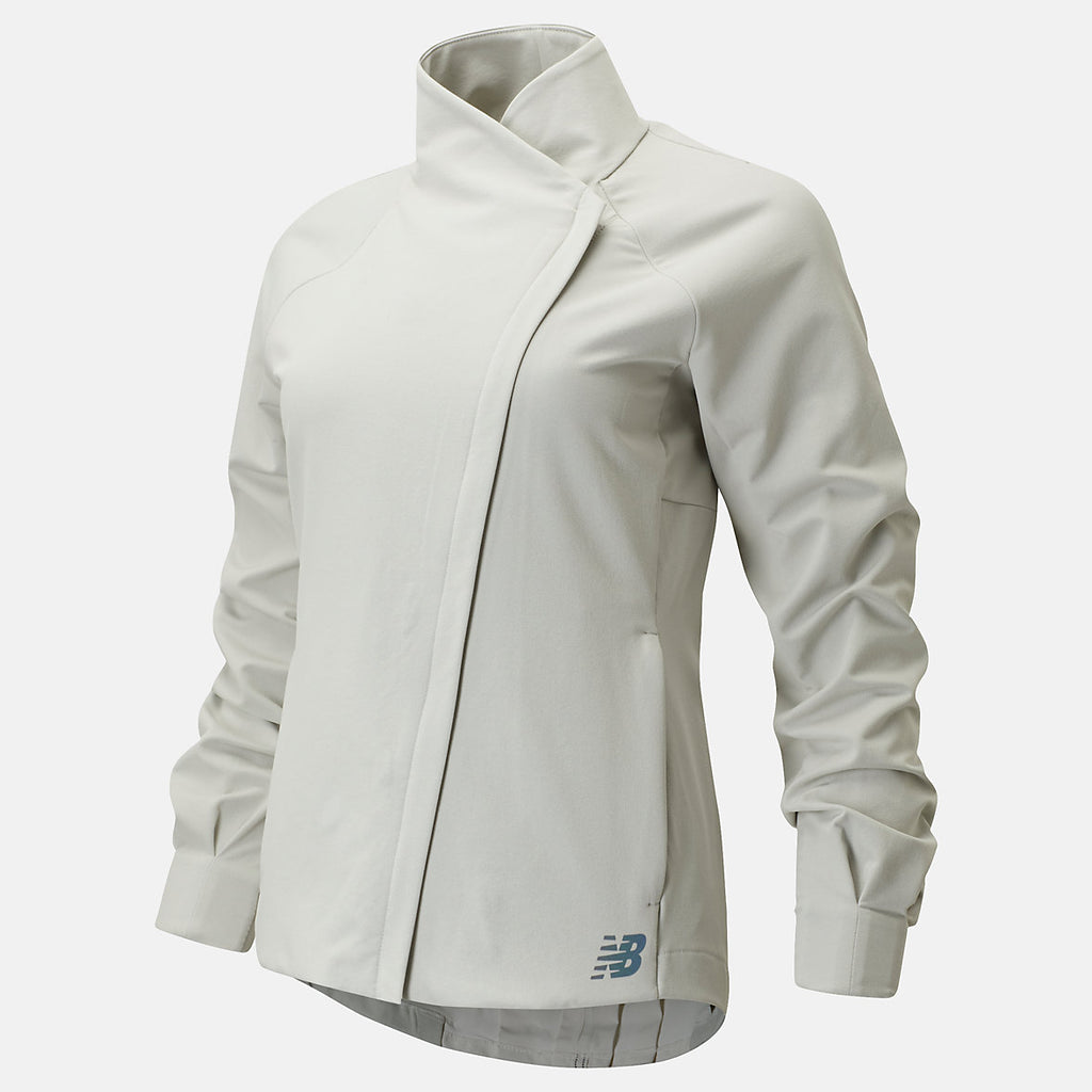 Q Speed Run Crew Jacket