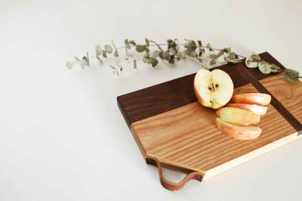 Walnut & Ash Serving Board