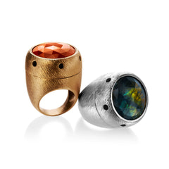 SIREN - Rings - Gold and Silver