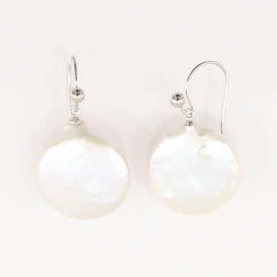1000355-14k-Fish-Hook-Gold-Ball-White-Coin-Pearl-Dangle-Earrings