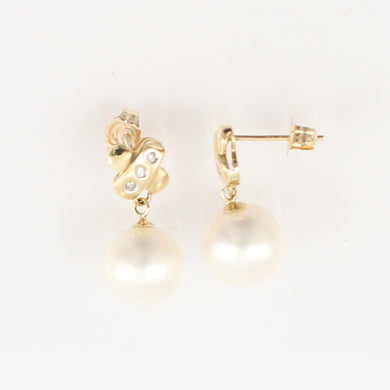 1001600-14k-Yellow-Gold-Diamonds-Round-Cultured-Pearl-Dangle-Earrings