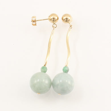 1100203-Jadeite-14K-Yellow-Gold-Dangling-Earrings
