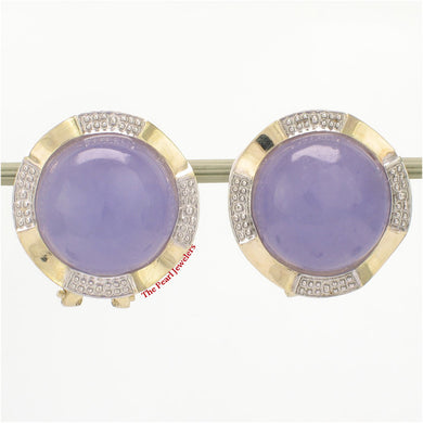1188102-14k-Yellow-Gold-Omega-Clip-Cabochon-Lavender-Jade-Earrings