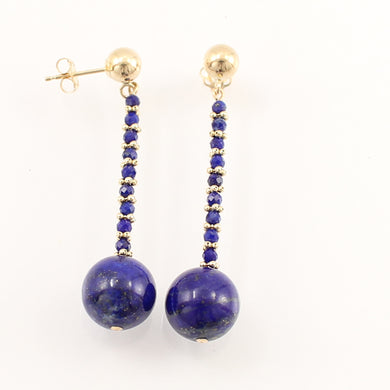 1300431-Lapis-14K-Yellow-Gold-Dangling-Post-Earrings