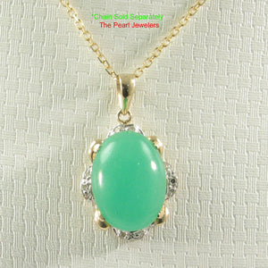 2100103-14k-Solid-Gold-Diamond-Cabochons-Green-Jade-Pendant-Necklace