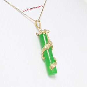 2100273-Green-Jade-14k-Gold-Dragon-Totem-Column-Pendant-Necklace