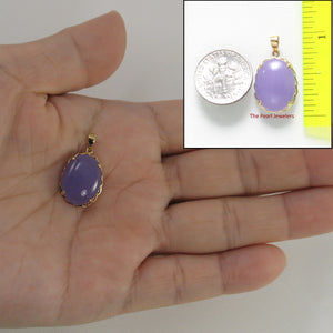 2100652-Beautiful-14k-Solid-Gold-Lavender-Jade-Pendant-Necklace