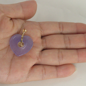 2101502-14k-Solid-Yellow-Gold-Joy-Heart-Shaped-Lavender-Jade-Love-Pendant