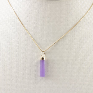 2186702-14k-Yellow-Gold-Hand-Carved-Tube-Lavender-Jade-Pendant-Necklace