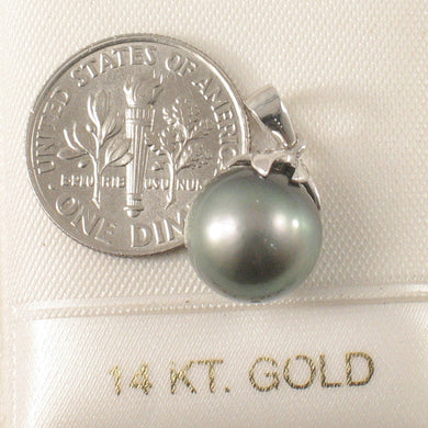 2T90656A-Genuine-Black-Gray-Tahitian-Pearl-Diamond-14k-Pendant