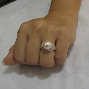 3000132-14k-YG-AAA-Romantic-Pink-Cultured-Pearl-Diamond-Cocktail-Ring
