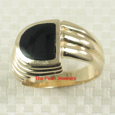 3130361-14k-Solid-Yellow-Gold-Semi-Round-Genuine-Black-Onyx-Cocktail-Ring