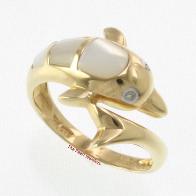 3187400-14k-YG-Diamonds-Cabochon-Cut-Mother-of-Pearl-Dolphin-Band-Ring