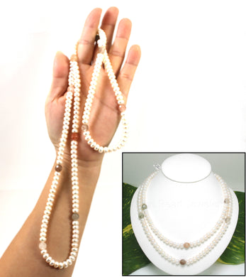 6405040-Quartz-Roundel-White-Cultured-Freshwater-Pearls-Endless-Necklace