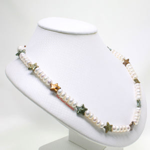 649504S33B-Wonderful-Combinations-of-Coin-Roundel-Pearl-Necklace