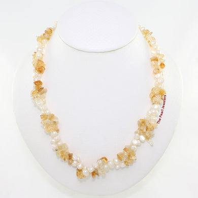 696034S23-Baroque-Freshwater-Pearls-Aquamarine-Twist-Design-Necklace