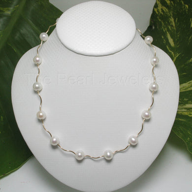 8500140-White-Cultured-Pearls-14k-Yellow-Gold-Spiral-Tube-Necklace