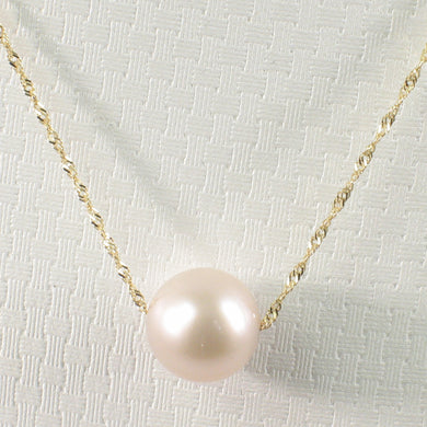 8500172-AAA-Pink-Cultured-Pearl-Necklace-14k-Yellow-Gold-Chain